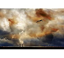 On the Edge of Wonderful. Photographic Print