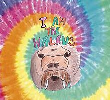 I am the Walrus by Amanda Holmes