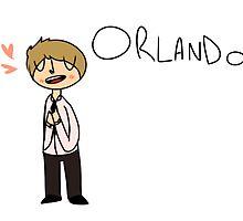 ORLDANDO by Pepperthebear