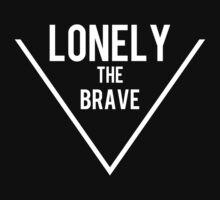 Lonely the brave by starsandguitars