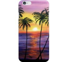 Tropical Dreams iPhone Case/Skin