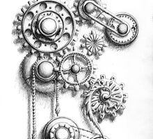 Cogs #5 by HolyOther