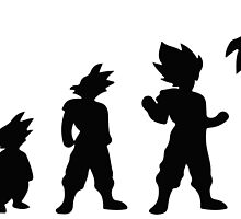 Dragon Ball DBZ Evolution by Beddytear