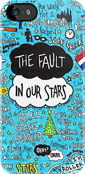The Fault in Our Stars Collage by Jacob Anderson