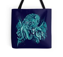 A god beyond the Sea Tote Bag