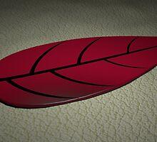 Red Leaf by SGDesignz