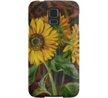 Sun Fondles Earth Samsung Galaxy Case/Skin