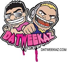 Da Tweekaz - Logo by Kontrabass32