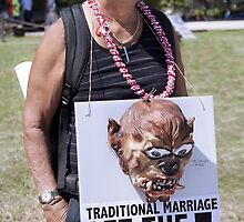 Defender of Traditional Marriage .3 by Alex Preiss