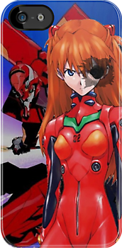 Asuka by WithABlackTail