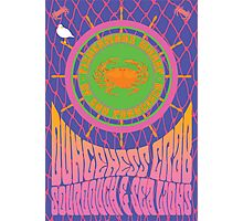 1960's Psychedelic San Francisco Fisherman's Wharf Photographic Print