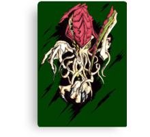 Tyranid Deathleaper Canvas Print