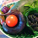 my lil eggplant . . . .  by evon ski