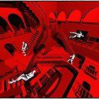 Escher's illusion by andreisky