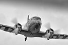 DC3 Fast And Low - Farnborough 2014 by Colin J Williams Photography
