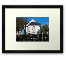 Chapel of Our Lady of Sorrows © Framed Print