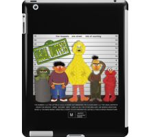 The Usual Muppets iPad Case/Skin