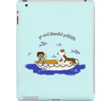 Pi and Richard Parker iPad Case/Skin