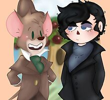 Sherlock Crossing by Rozaliine