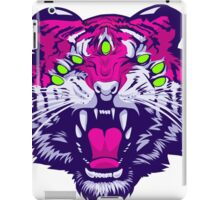 Seven-Eyed Tiger iPad Case/Skin