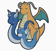 Kanto Dragons by tctreasures