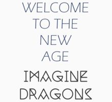 Imagine Dragons by arhamfxc