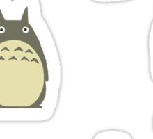 Mini Miyazaki Stickers Sticker