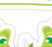 Lettuce Cook Sticker