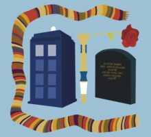 Doctor Who by marauders