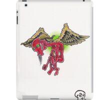 Flying Hate iPad Case/Skin