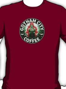 Gotham City Coffee T-Shirt
