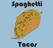 Spaghetti Tacos 2 Kids Clothes