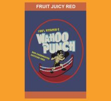 Wahoo Punch by StephanieHertl