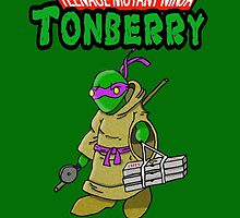 Teenage Muntant Ninja Tonberry Part 2 by grantthegreat68