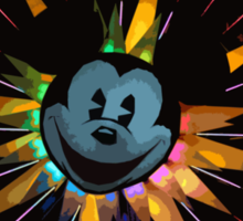 Mickey's Fun Wheel Sticker