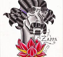 Zappa by Leighmen