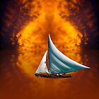 Sailing Through Hell by Ann Warrenton