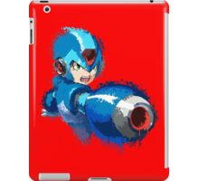 Megaman (Rockman) Splash Paint Design iPad Case/Skin
