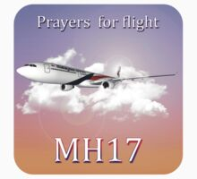 MH17 (Prayers)  Kids Clothes