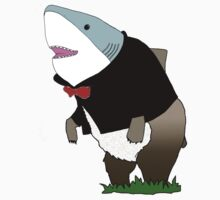 Mr Bearshark by ilantia