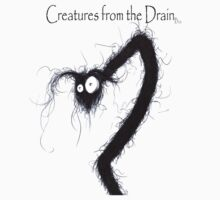 the creatures from the drain 9 by brandon lynch