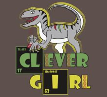 Clever Girl by StudioBlack