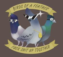 Birds of a Feather by Andrew Karasek
