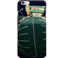 Rick and Morty Stop at the Intergalatic Thrift Store iPhone Case/Skin