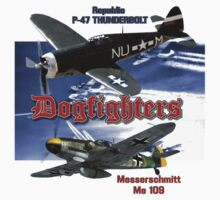 Dogfighters: P-47 vs Me109 Kids Clothes