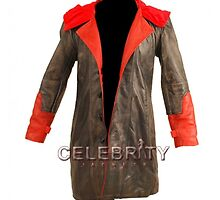 Devil May Cry Gaming Coat Jacket by celebrityjacket