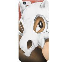 Cubone iPhone Case/Skin