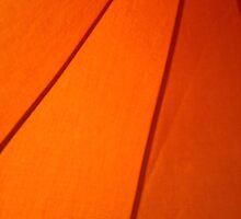 orange hammock by hankierat
