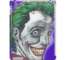 The Joker - The Killing Joke iPad Case/Skin