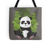 High panda Tote Bag